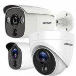 Компания Hikvision выпустила линейку камер видеонаблюдения с встроенным инфракрасным датчиком движения.