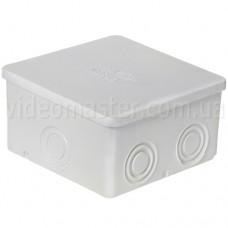 Коробка распределительная наружного монтажа 80×80×40 мм Р7