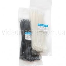 Стяжки кабельные 4×180 мм
