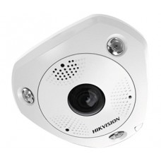 DS-2CD6365G0-IVS  6Мп Fisheye IP камера серии DeepinView