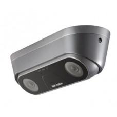 iDS-2CD6810F-IV/C (2.8mm)  Видеокамера c двумя объективами и функцией подсчета людей