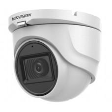 DS-2CE76D0T-ITMFS 2 Мп Turbo HD видеокамера Hikvision с встроенным микрофоном