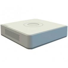 DS-7104HQHI-K1(S)   4-канальный Turbo HD видеорегистратор с передачей звука по коаксиалу