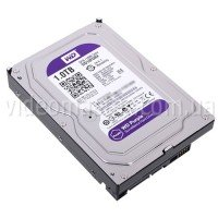 Жесткий диск 1,0TB WD Purple WD10PURZ